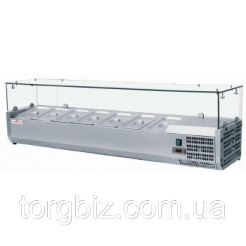 Витрина холодильная для топпинга FROSTY THV 33-1500