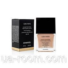 Тональный крем Chanel Subli`mine Fluid Foundation, 75 мл
