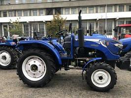 Міні-трактор Оріон RF-244 - 24 к. с., ГУР, повний привід, широка гума