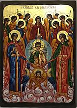 21 ноября - христианский праздник Собор Архистратига Михаила и прочих Небесных Сил бесплотных