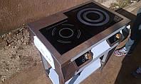 Плита индукционная 2-х конф. Т1В+1S наcтольная