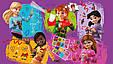 """Конструктор Bela Friends 11014 """"Новогодний календарь Friends"""" 500 деталей. Аналог Lego 41353, фото 6"""