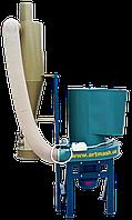 Измельчитель с циклоном для сена и соломы 380 В, 7,5 кВт