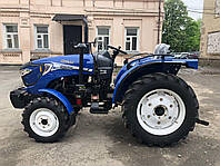 Мини-трактор Орион RF-244 - реверс КПП, широкая резина, фото 1