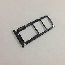 Сім-лоток для Xiaomi MiA2 Lite Black/Redmi 6pro