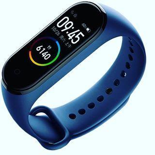 Фитнес браслет Smart Band M4 Синий