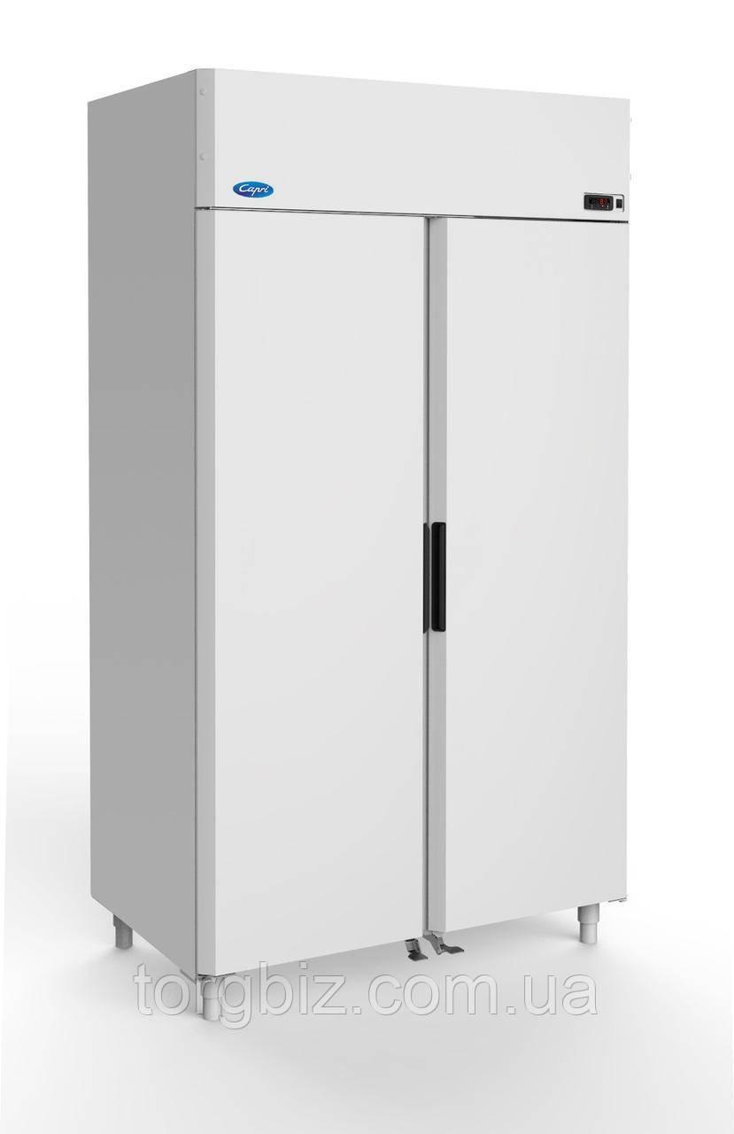 Шкаф холодильный с глухой дверью КАПРИ 1,12 МВ