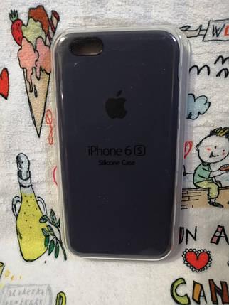 Силиконовый чехол для Айфон  6 / 6S  Silicon Case Iphone 6 / 6S в защищенном боксе - Color 30, фото 2