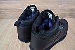 Мужские зимние ботинки Reebok высокие (черные), фото 2