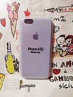Силиконовый чехол для Айфон  6 / 6S  Silicon Case Iphone 6 / 6S в защищенном боксе - Color 33