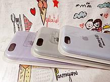 Силиконовый чехол для Айфон  6 / 6S  Silicon Case Iphone 6 / 6S в защищенном боксе - Color 34, фото 3