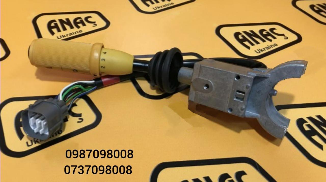 Ручка рэверс для переключения передач на JCB 3CX, 4CX номер : 701/80145, 701/71900