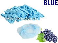 Шапочка одноразовая голубая нетканая (спанбонд) на резинке Polix PRO&MED™ (100 шт/уп)