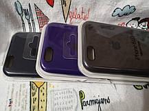 Силиконовый чехол для Айфон  6 / 6S  Silicon Case Iphone 6 / 6S в защищенном боксе - Color 38, фото 3