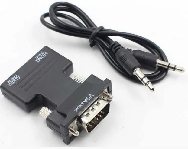 Конвертер MHZ с HDMI на VGA OUT 6737