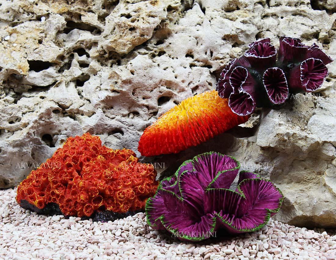 Набір коралів Trixie 4 шт