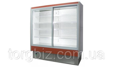 Холодильный регал Cold R-16 B-DR