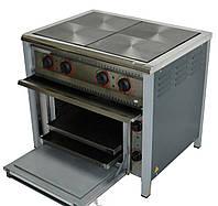 Плита электрическая 4 конфорочная  ПЕ-4Ш  промышленная