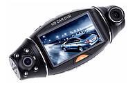 Автомобильный видеорегистратор R310 2 камеры, фото 1