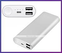Портативное зарядное Xiaomi Mi Power Bank 16000mAh, фото 1