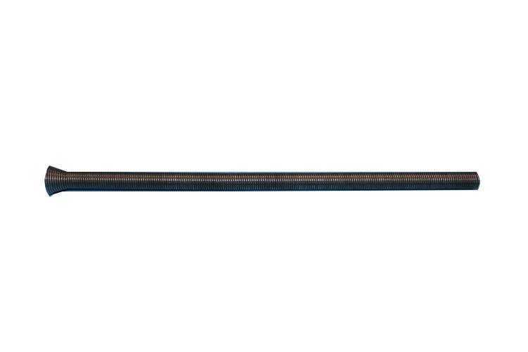 Пружина для защитных роллет предохранительная 450 мм.