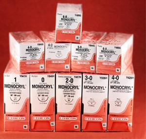 Монокрил (Monocryl) c иглой