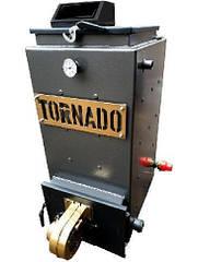 15 кВт TORNADO Standart твердотопливный котел СТАЛЬ 5 мм