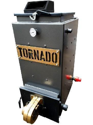 6 кВт TORNADO Standart твердотопливный котел СТАЛЬ 5 мм