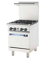 Плита газовая с духовкой Daewoo Radiance TAR-4