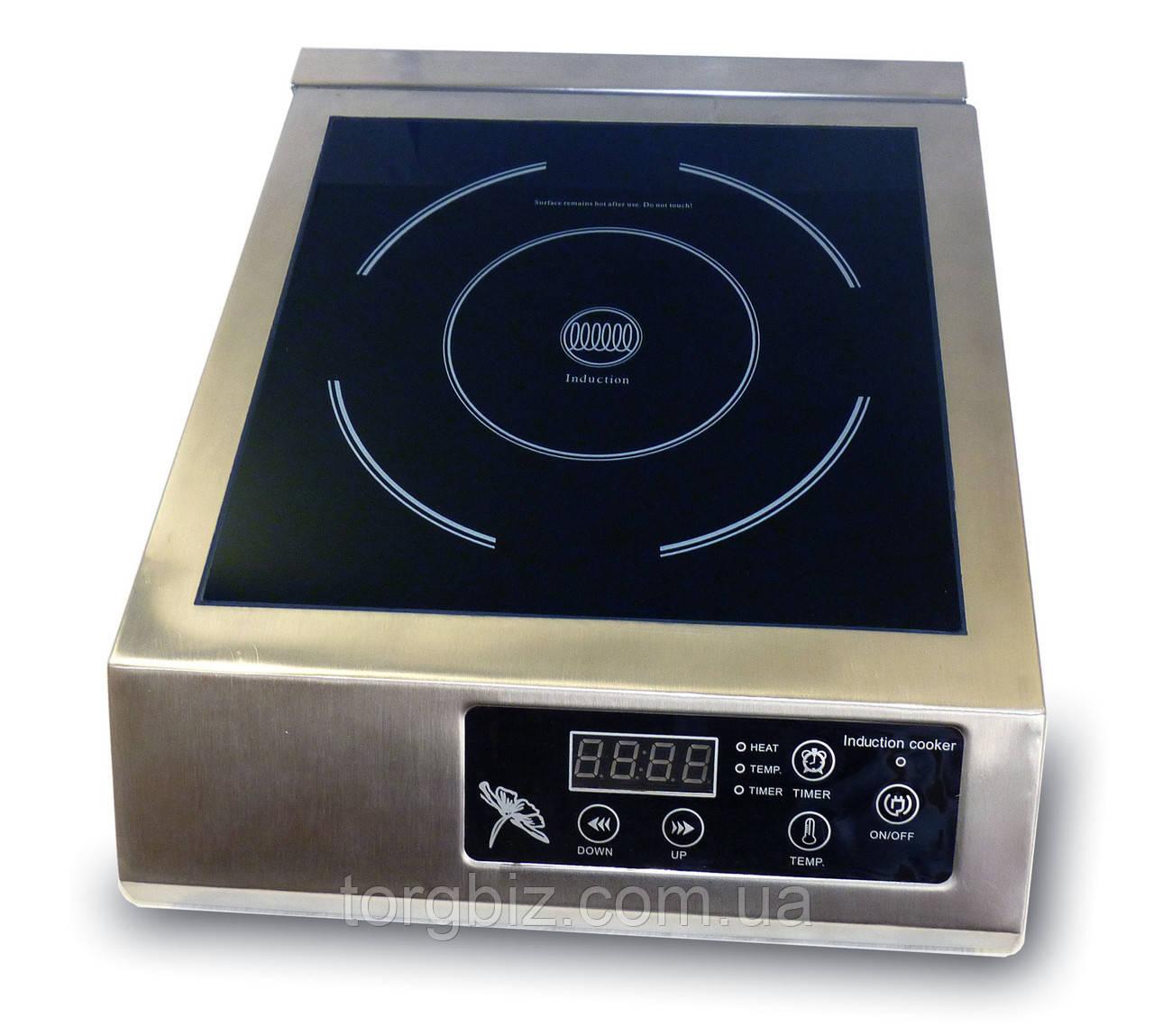 Плита индукционная GoodFood IC30 электрическая