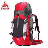 Туристический рюкзак 45 л Onepolar 1702 красный