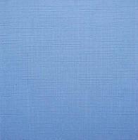 Рулонные жалюзи закрытого типа, Len 2074, светло-синие.