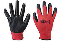 Перчатки стрейч с нитриловым покрытием, фото 1