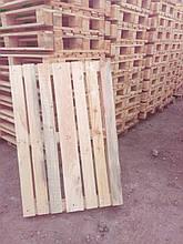 Піддон дерев'яна яний 1200*800 мм, 2 сорт, новий