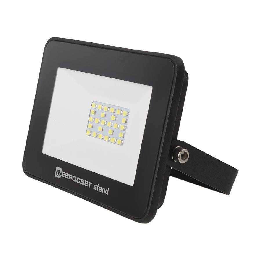 Прожектор светодиодный Евросвет EV-30-504 STAND 30Вт 6400К 2400Лм (000039739)