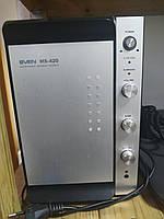 Відремонтували акустичну систему Sven MS-420