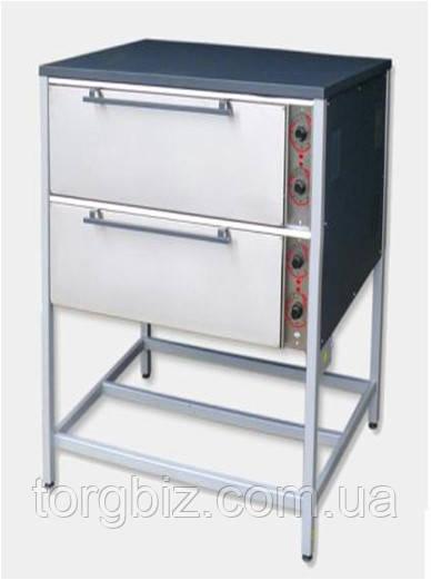 Шкаф пекарский 2-секционный ШПЭ-2