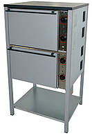 Шкаф жарочный двухкамерный ШЖЭ-2