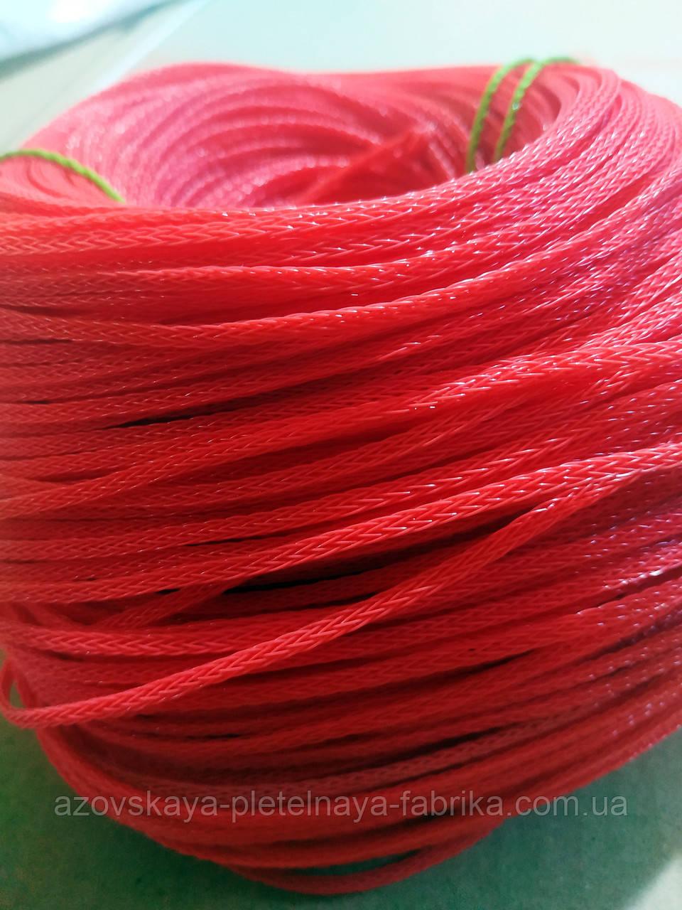 Фал лесковый плетеный 3 мм 200 м