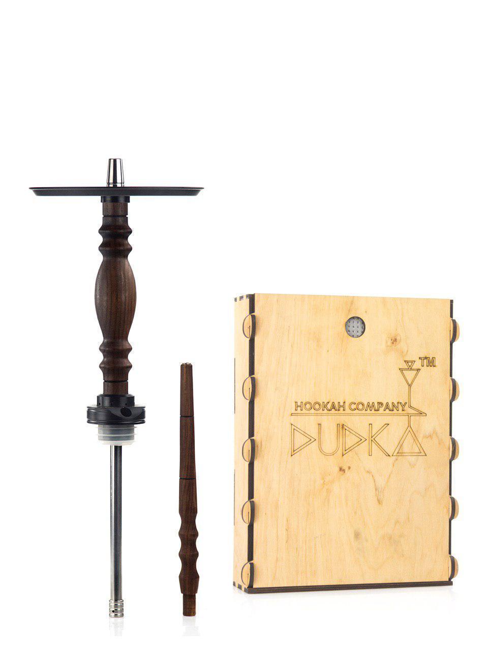 Шахта Dudka Hookah Mummy PRO v.1 в подарочной коробке Black