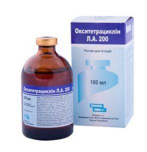 Окситетрациклин-200, 100мл