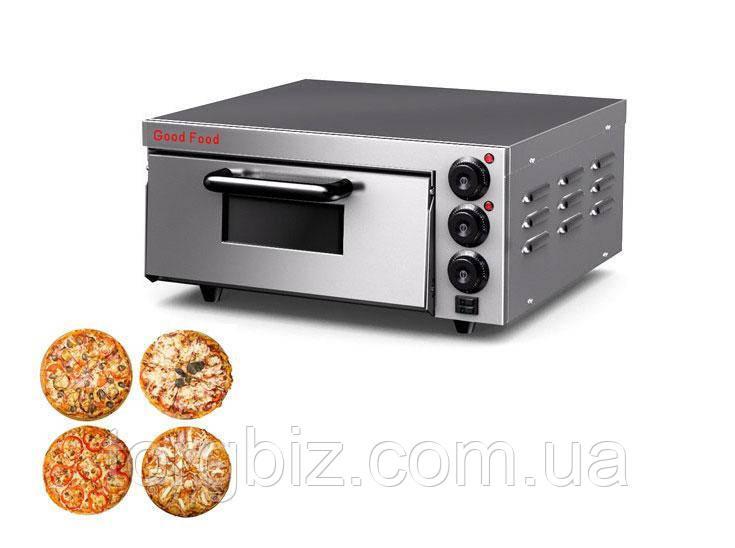 Печь для пиццы GoodFood PO1 4х20 см
