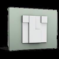 W102 3D панель CUBI