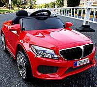 Детский электромобиль M 3987 EBLR-3 с мягкими EVA колесами, красный