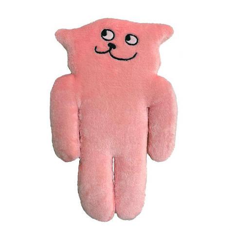 Іграшка-подушка, Кіт, малий, персиковий, фото 2