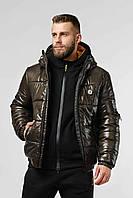 Зимняя куртка Man's Wear (50) хаки KZ-205x