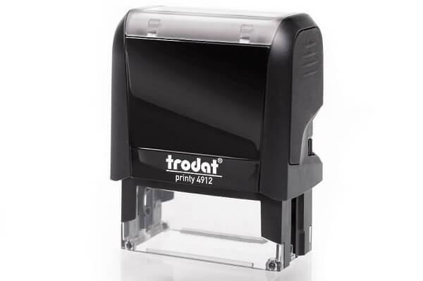 Оснастка Trodat Printy 4912 для штампа 47х18 мм б/у