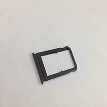 Сим-лоток для Xiaomi Mi8 Black