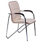 Кресло Самба хром орех Неаполь Неаполь N-17 с кантом, фото 2