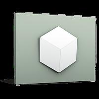 W105 3D панель ROMBUS